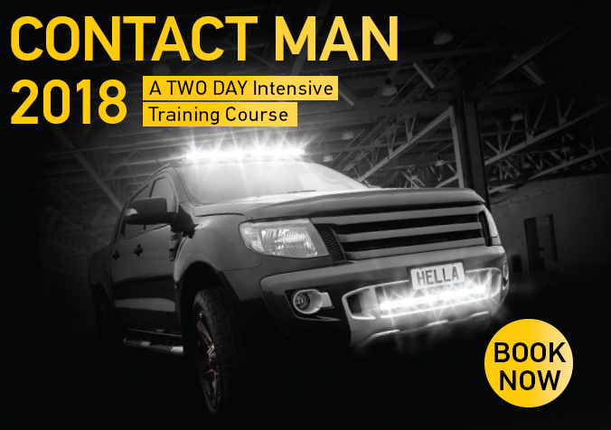 HELLA Contact Man Course 2018