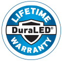 DuraLED Lifetime Warranty