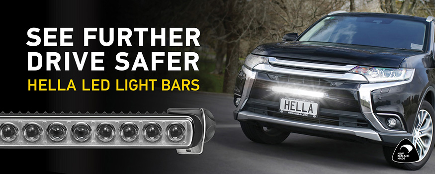 HELLA LED Light Bars