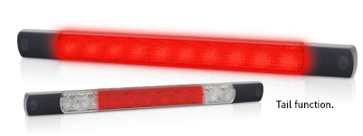 P/N 2318 LED Stop / Rear Position Lamp-Surface Mount