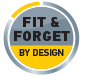 Fit and Forget by Design