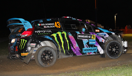 Rally Whangarei Ken Block