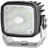 P/N 1566-HD - Ultra Beam Gen II LED Close Range Work Lamp - Heavy Duty