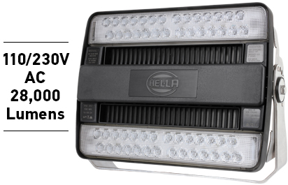 HypaLUME 110/230V AC LED Flood Light Heavy Duty