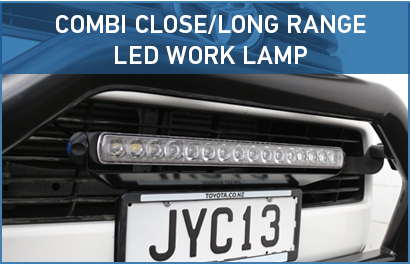 LED Light Bar 470 - Combi Work Lamp (Close Range and Long Range)