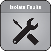 Isolate Faults