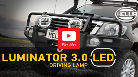 Luminator 3.0 LED Driving Lamp