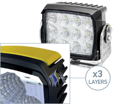 NanoSafe Technology - LED Work Lamps