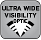 Ultra Wide Visibility Optic