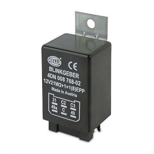 Electronic Flasher Unit 12v 6 Pin 2 1 1