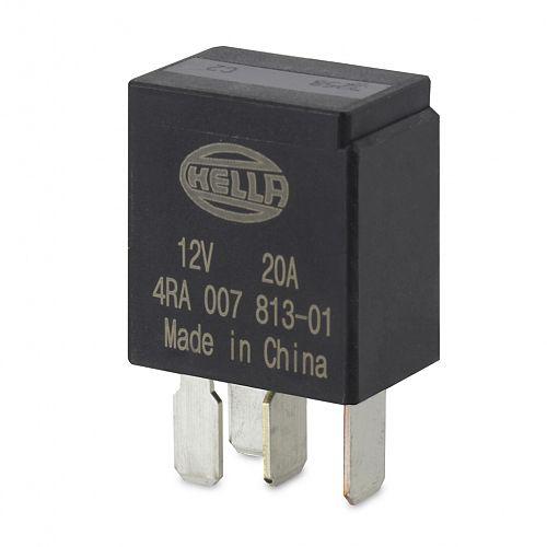 12V 4 Pin Normally Open Micro Relay 20A Resistor