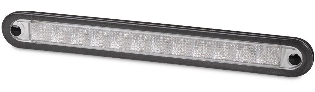 Led courtesy strip lamp recess mount led courtesy strip lamp 12 volt white light aloadofball Images