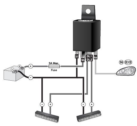 Safety daylights smart controller recommended installation diagram for wiring swarovskicordoba Choice Image