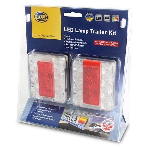 LED Trailer Lamp Kit