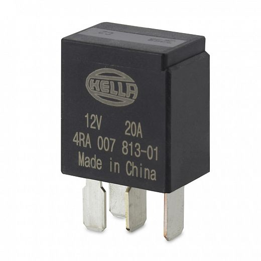 12v 4 pin normally open micro relay 20a resistor rh hella co nz Optronics 40 Amp 4 Pin Relay Wiring Diagram 4 Pole Relay Wiring