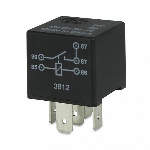 Mini iso relay wiring diagram auto