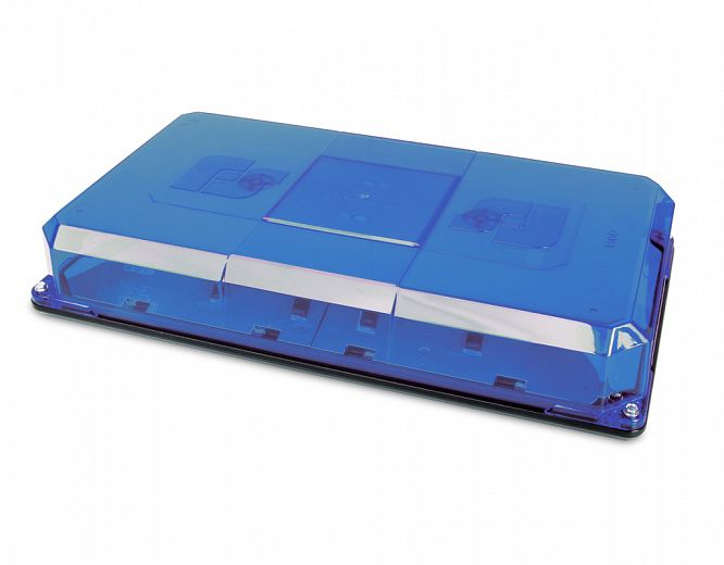 Led highlighter mini light bar led highlighter mini light bar blue 12 volt aloadofball Gallery