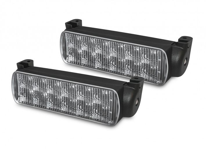 Led daytime running lamps rectangular ece led daytime running lamp rectangular ece swarovskicordoba Choice Image