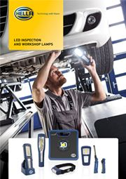 LED Inspection and Workshop Lamps Catalogue