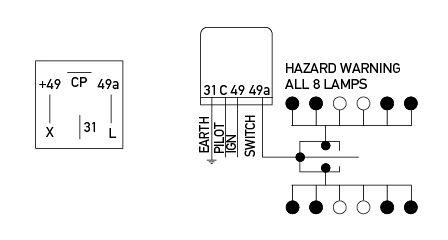 1128  Pin Flasher Unit Wiring Diagram on 3-pin relay diagram, 3-pin plug wiring diagram, 3-pin flasher fast,